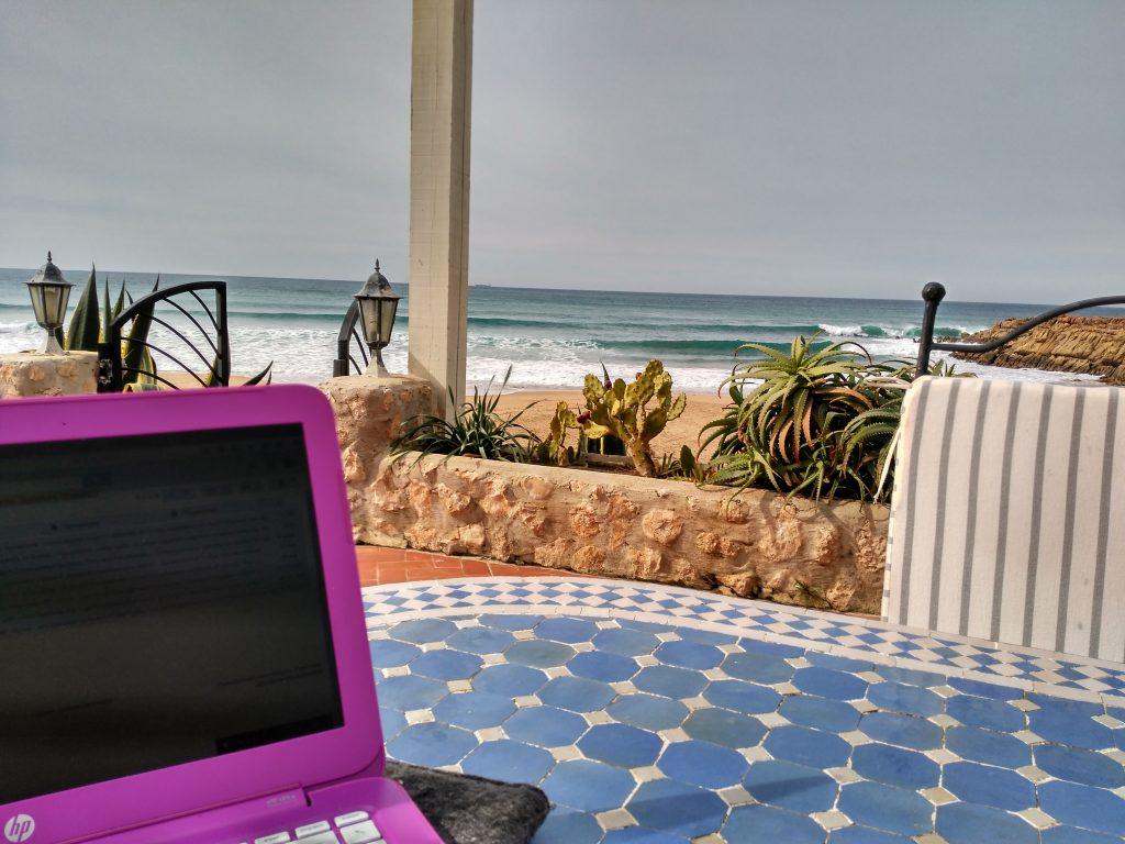 Фриланс в пустыне: что делать редактору в Марокко