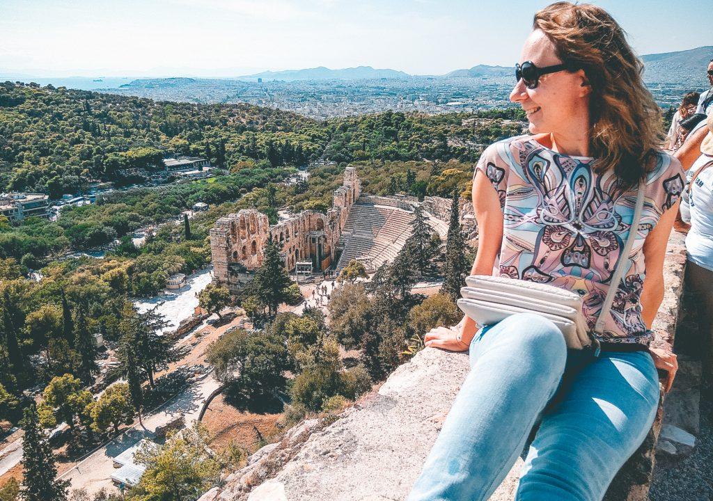 5 шагов к творчеству на берегу моря: как живется копирайтеру в Греции